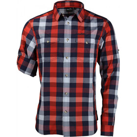 High Colorado Vienna - Chemise manches longues Homme - rouge